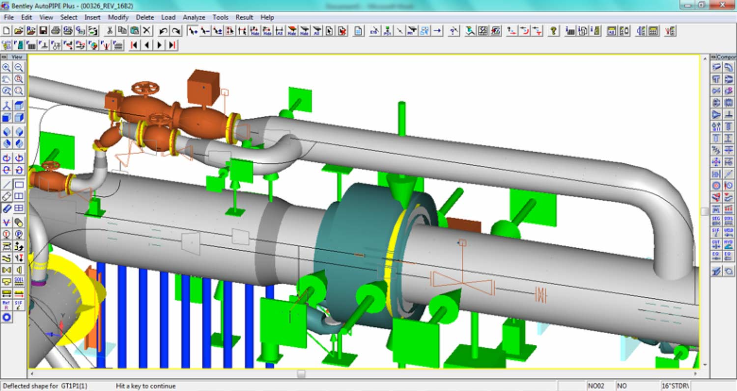 Chemical Piping Systems : Piping design services cwa engineering
